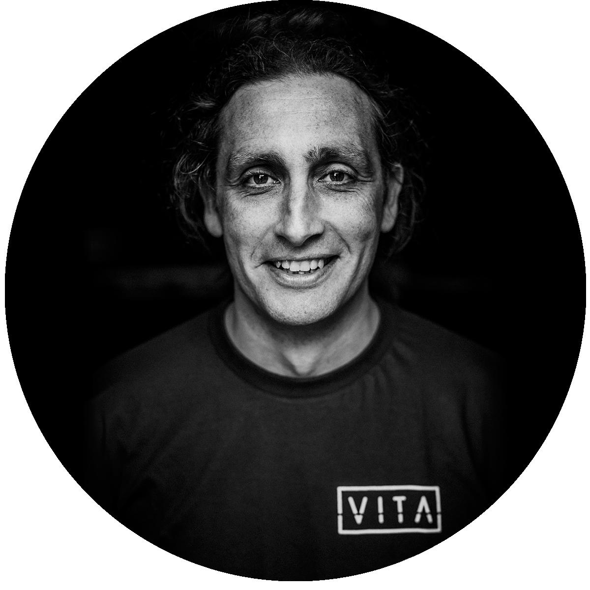 Sergio, nuestro shaper en Vita