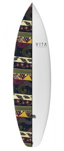 estampado media tabla surf