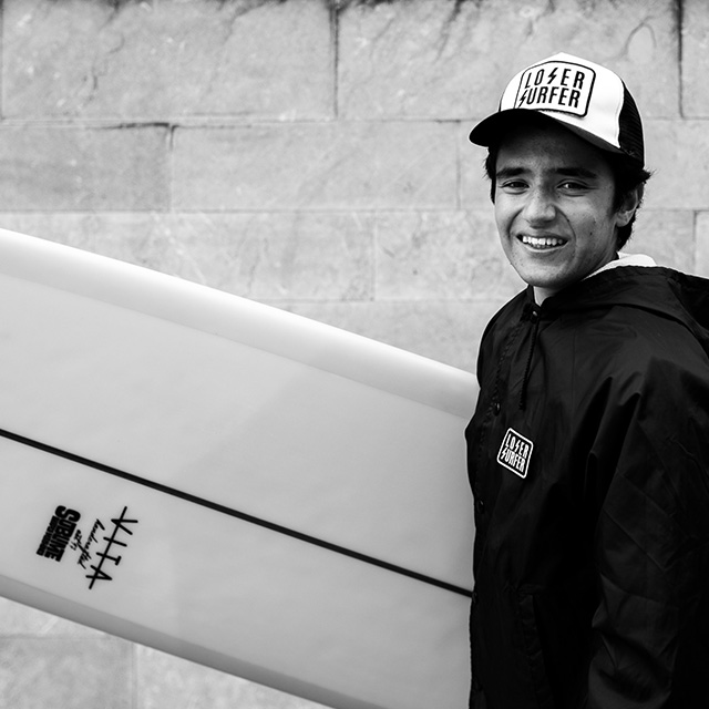 Vita Surfboards Nico Asturias