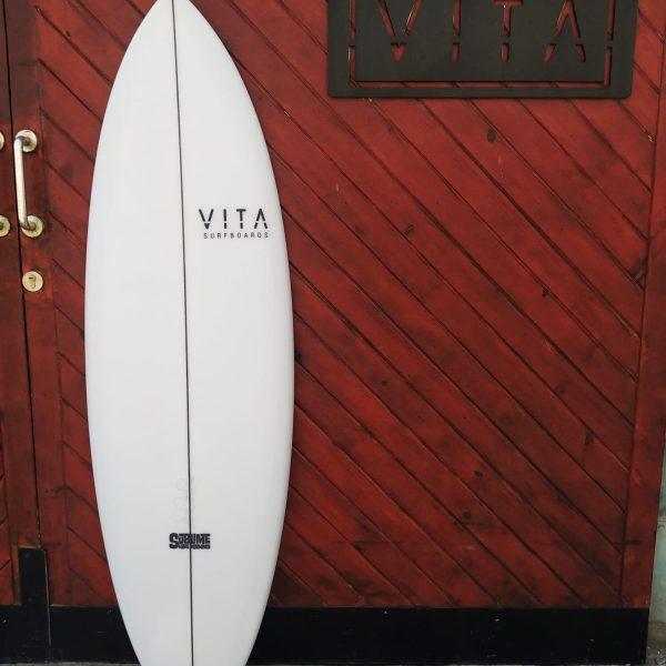 Tabla surf VITA First Turns alma negra
